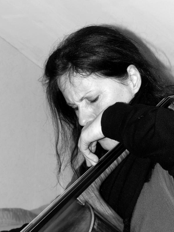 Sabine Duguay, violoncelliste